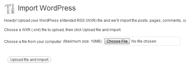 How to increase file upload size in Bluehost for WordPress imports